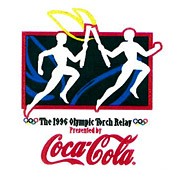 Joseph Ehlinger Coca-Cola Olympic Torch Relay Experiential