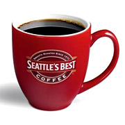 Joseph Ehlinger Seattle's Best Coffee campaign
