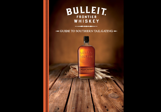 Bulleit Bourbon Guide – front cover