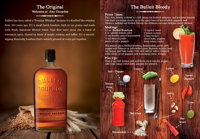 Bulleit Bourbon Guide – cocktail recipes