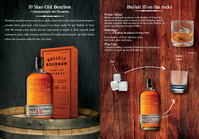 Bulleit Bourbon Guide – 10 Year Old product profile