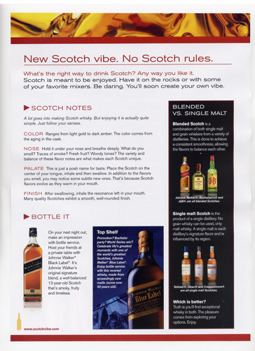 GQ Magazine Scotch primer – page 2