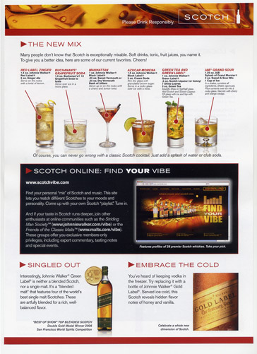 GQ Magazine Scotch Primer – page 3