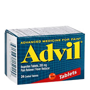 Advil Introduction following the OTC switch of ibuprofen